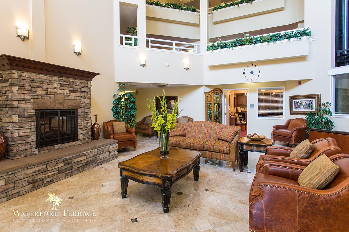 Waterford Terrace Retirement Community in La Mesa CA