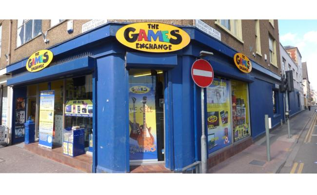 The Games Exchange Ltd Computer Games In Rhyl Ll18 1tr