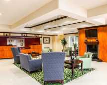 Comfort Inn Kansas City Airport 11100 Nw Ambassador