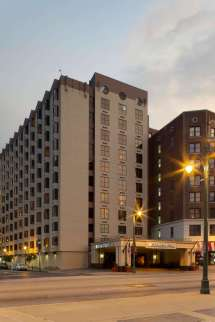 Doubletree Hilton Hotel Memphis Downtown - Tn