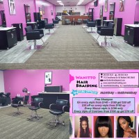 wanitto hair braiding, Waldorf Maryland (MD ...