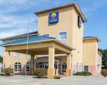Comfort Inn & Suites Chesapeake Virginia Va