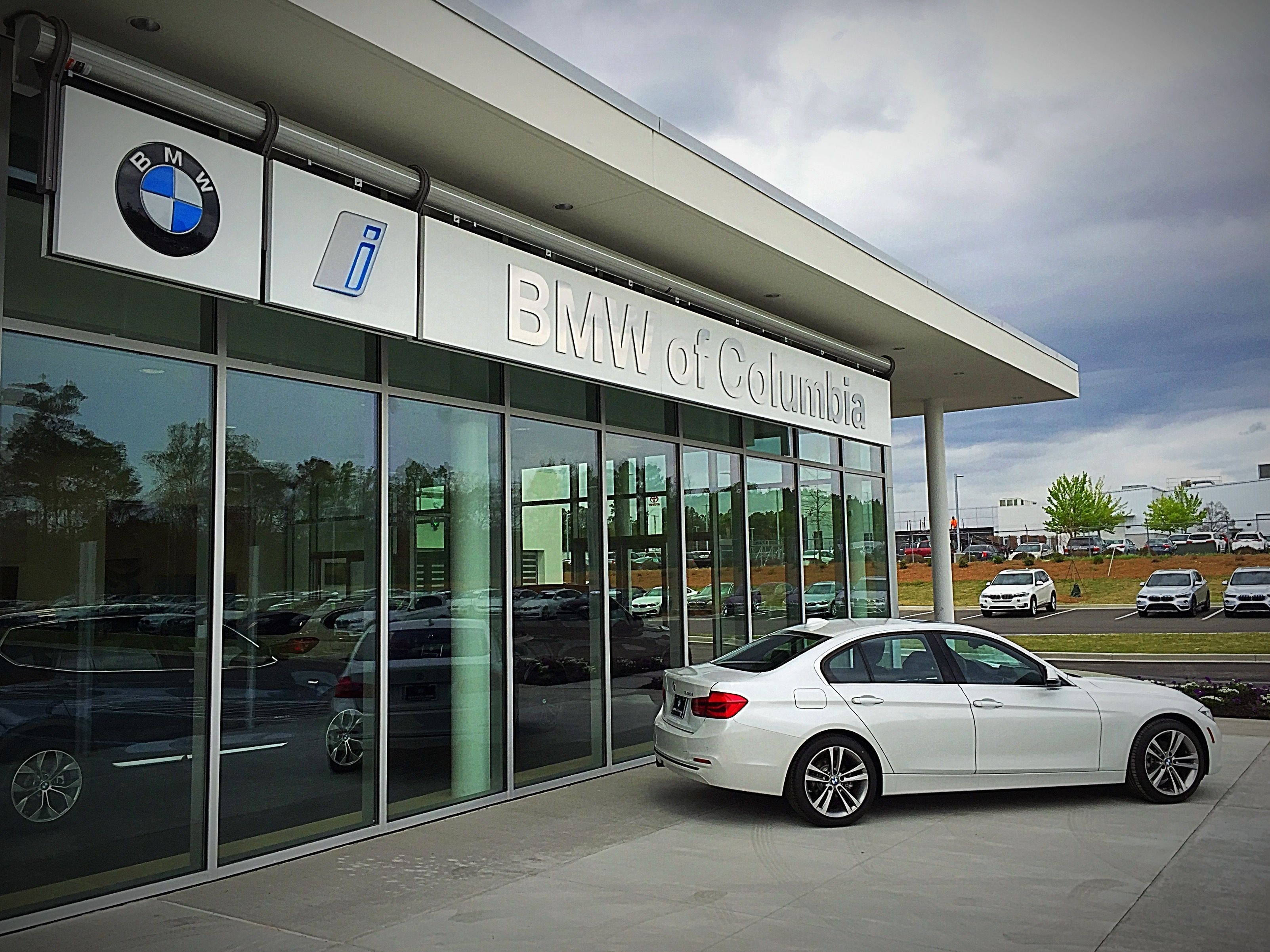 Bmw Of Columbia In Columbia, Sc 29203  Chamberofcommercecom