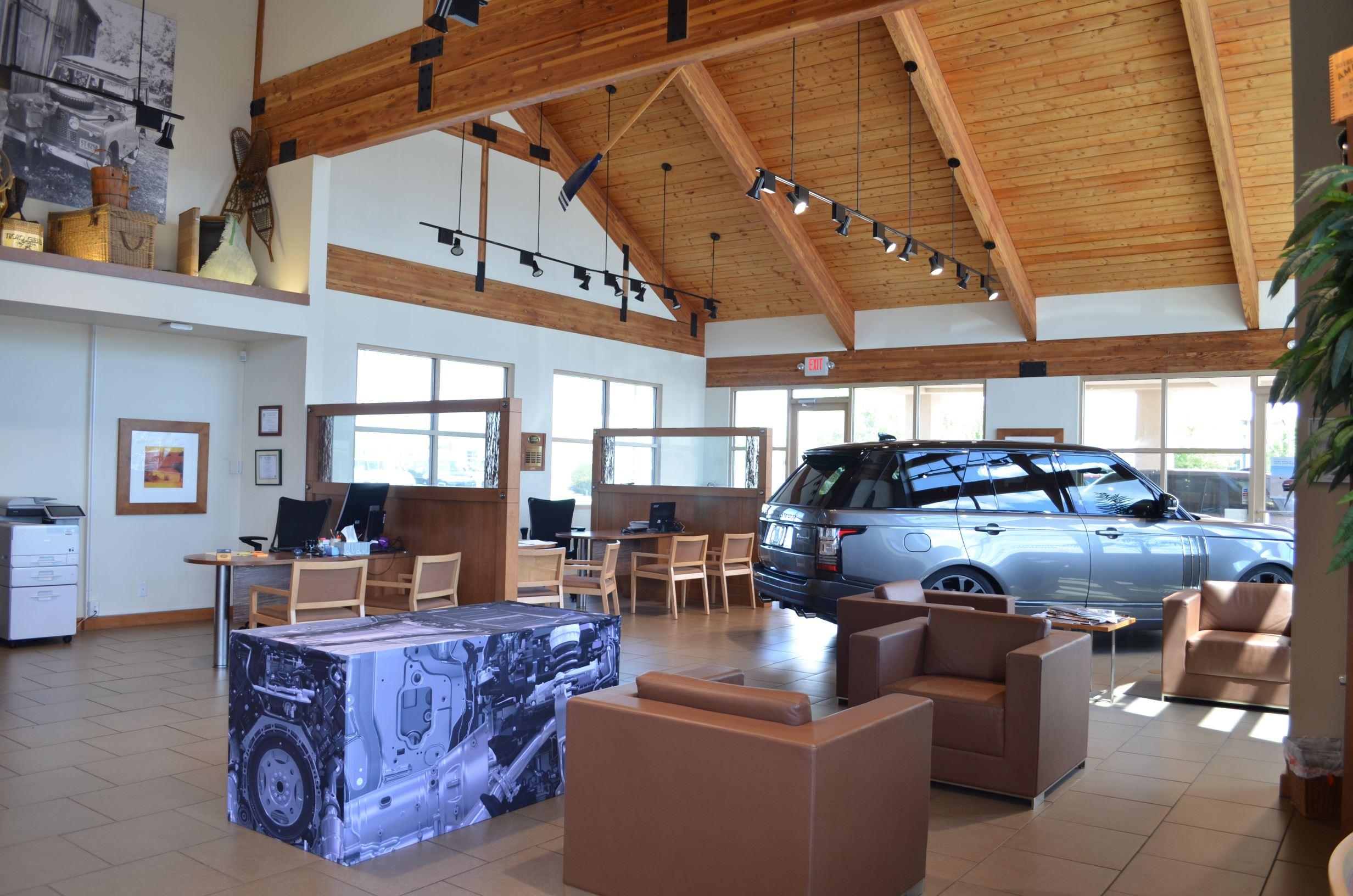 Land Rover Santa Fe 2582 Camino Entrada Santa Fe NM Land Rover