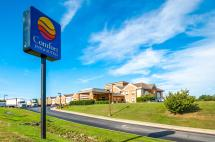 Comfort Inn & Suites - North East Md Company Profile