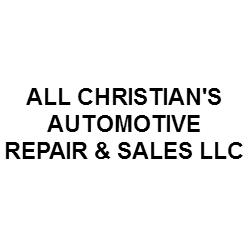 All Christians Automotive Repair and Sales LLC in