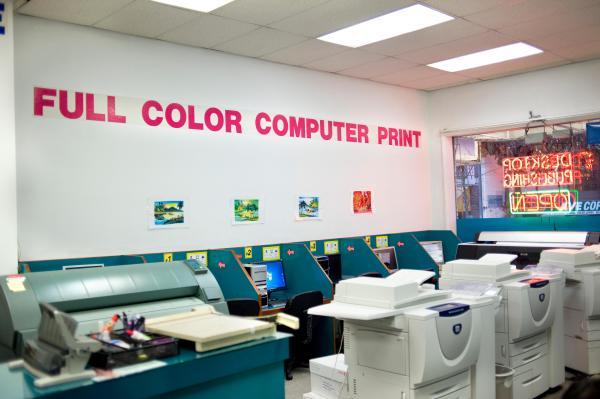 Rams Copy Center