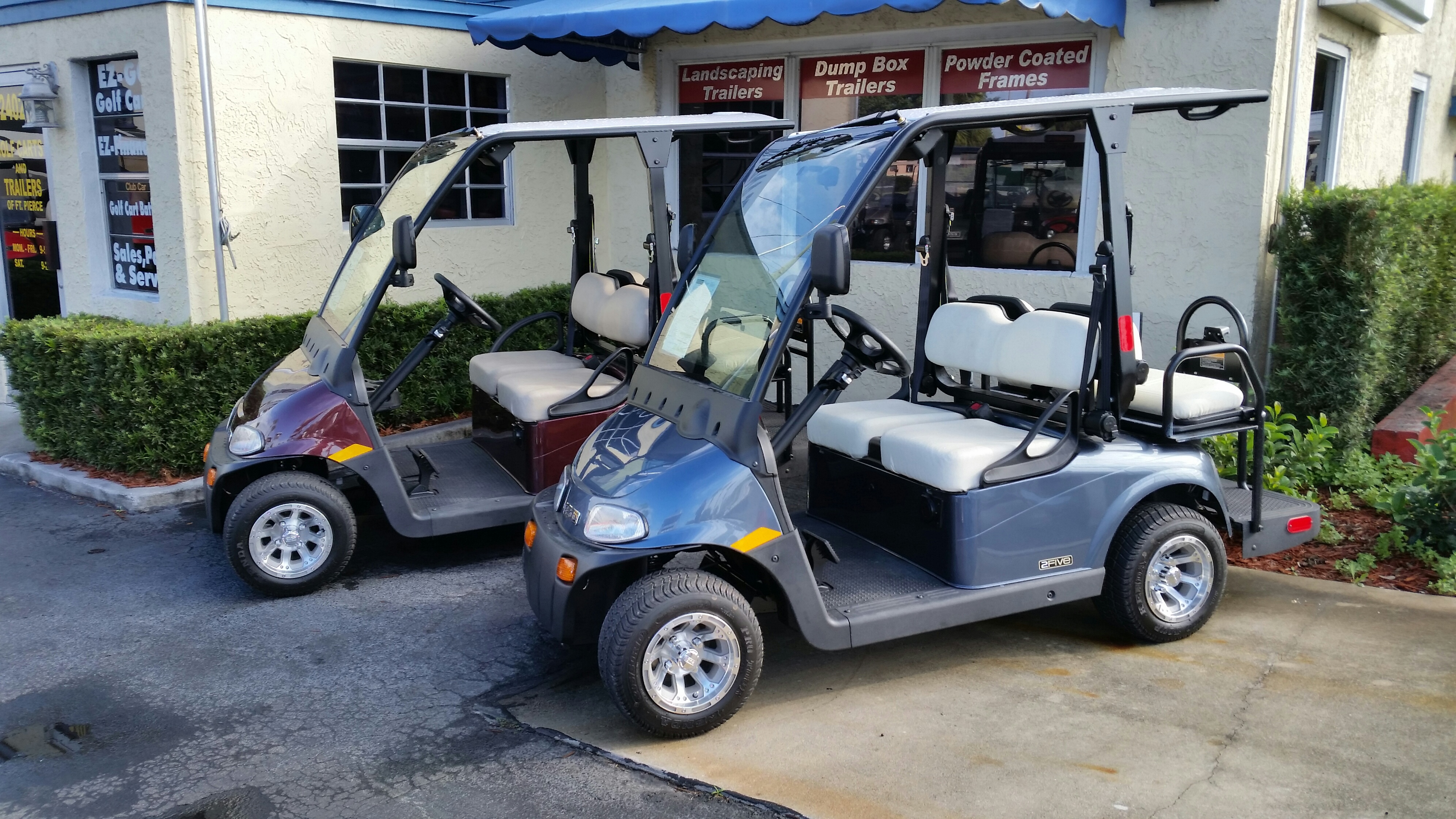 golf cart insurance bodine b100 fluorescent emergency ballast wiring diagram wildar carts and trailers in fort pierce fl 34982