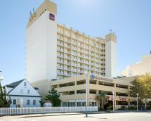Comfort Suites Virginia Beach VA Beachfront