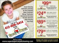Super Duper Carpet and Duct Cleaning, Pittsburgh ...