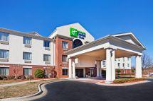 Holiday Inn Express Reidsville NC