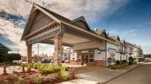 Western Bayshore Inn Eureka California Ca