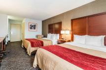 Comfort Inn Humboldt Bay In Eureka Ca 95503