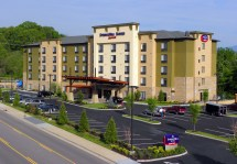 Spring Hill Suites by Marriott Pigeon Forge