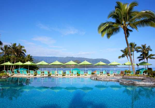 St. Regis Princeville Resort - Kauai Business Page