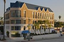 Holiday Inn Express Century City Hotel In Los Angeles Ca