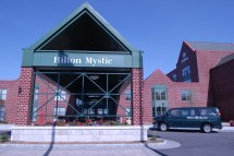 Hilton Hotel Mystic CT