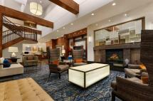 Lobby Hilton Downtown Knoxville