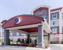 Comfort Suites Bypass Williamsburg VA