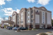 Comfort Suites Springfield Ohio