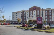 Comfort Suites Suffolk Chesapeake