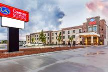 Comfort Suites University Brookings South Dakota Sd