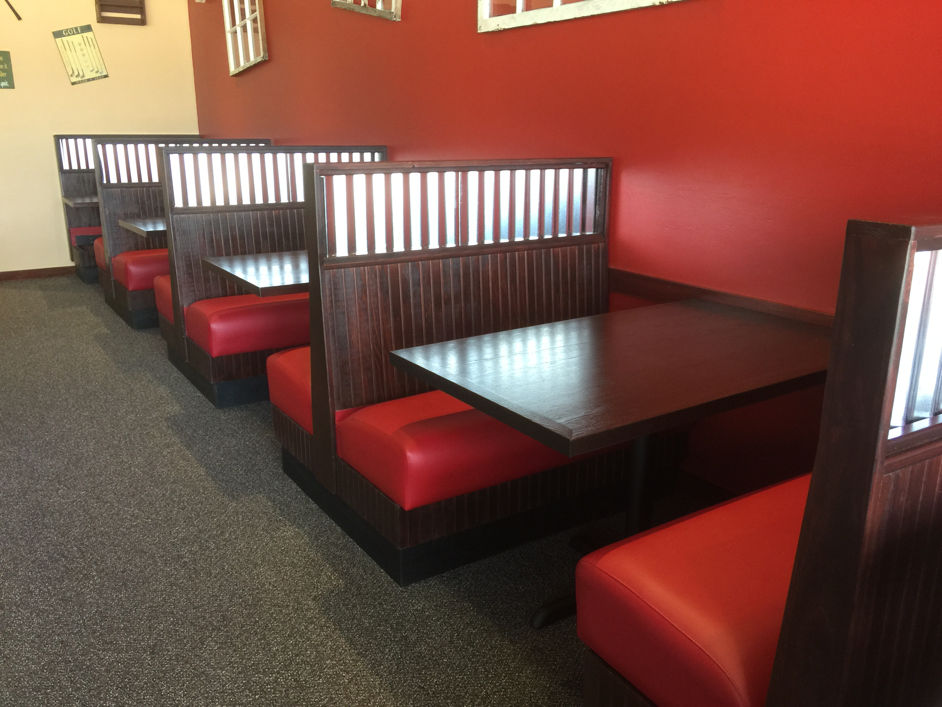 restaurant sofa booth seating modern fabric mega and design in largo fl whitepages