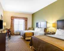 Comfort Inn & Suites Shawnee Oklahoma