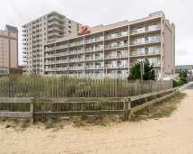 Econo Lodge Oceanfront Ocean City Maryland Md