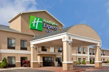 Holiday Inn Express Three Rivers Michigan