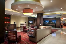 Courtyard Marriott Miami Downtown Brickell Area In