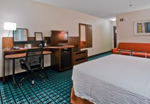 Fairfield Inn Suites Savannah