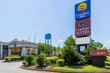 Comfort Inn - Forsyth Ga Business Data