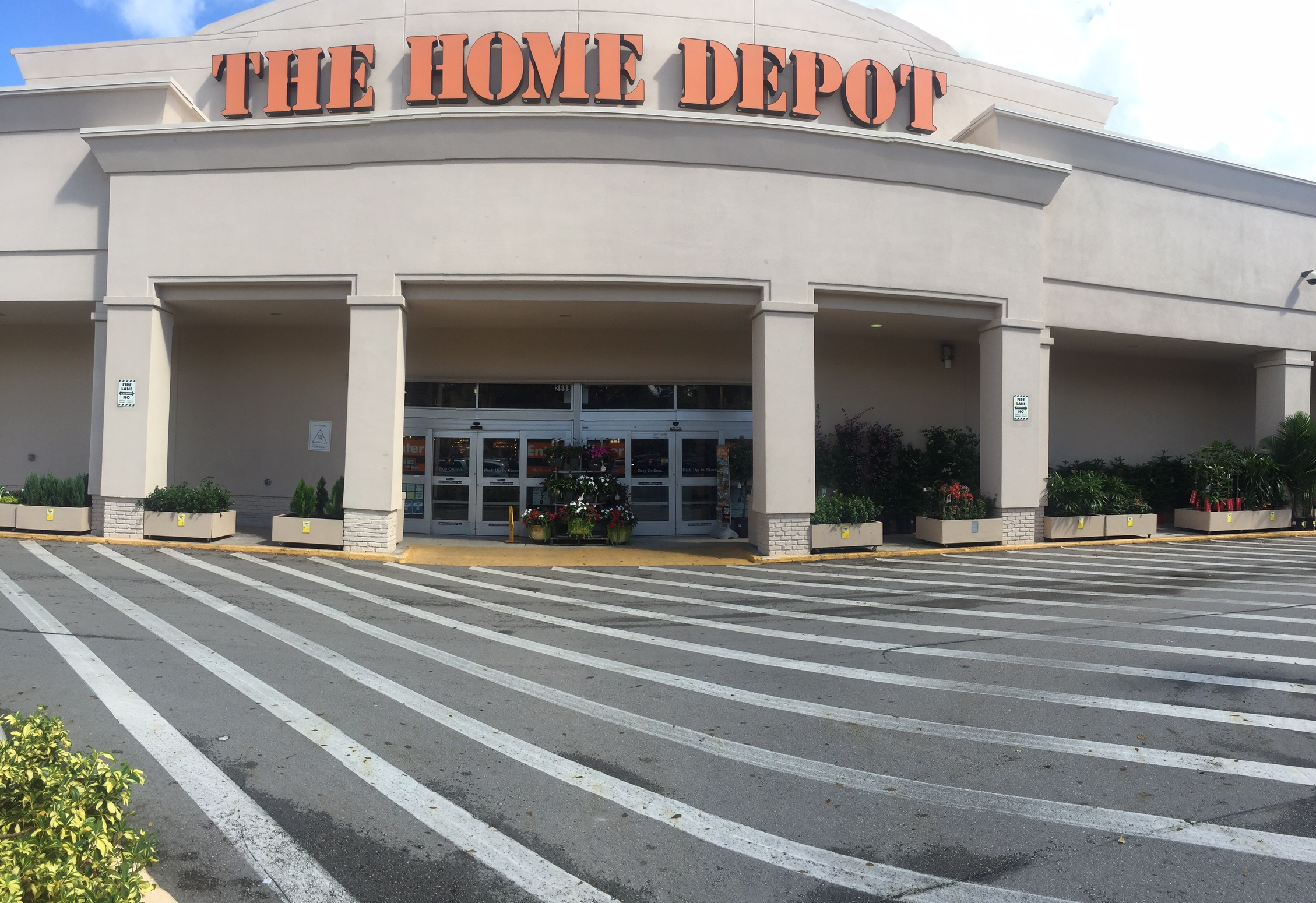 Beautiful Home Depot Expo Design Center · Home Depot Miami FL
