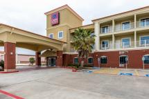 Comfort Suites Galveston TX