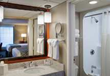 Gaylord Opryland Hotel Room Bathrooms