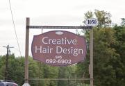 creative hair design . middletown