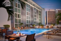 Courtyard Marriott Miami Downtown Brickell Area
