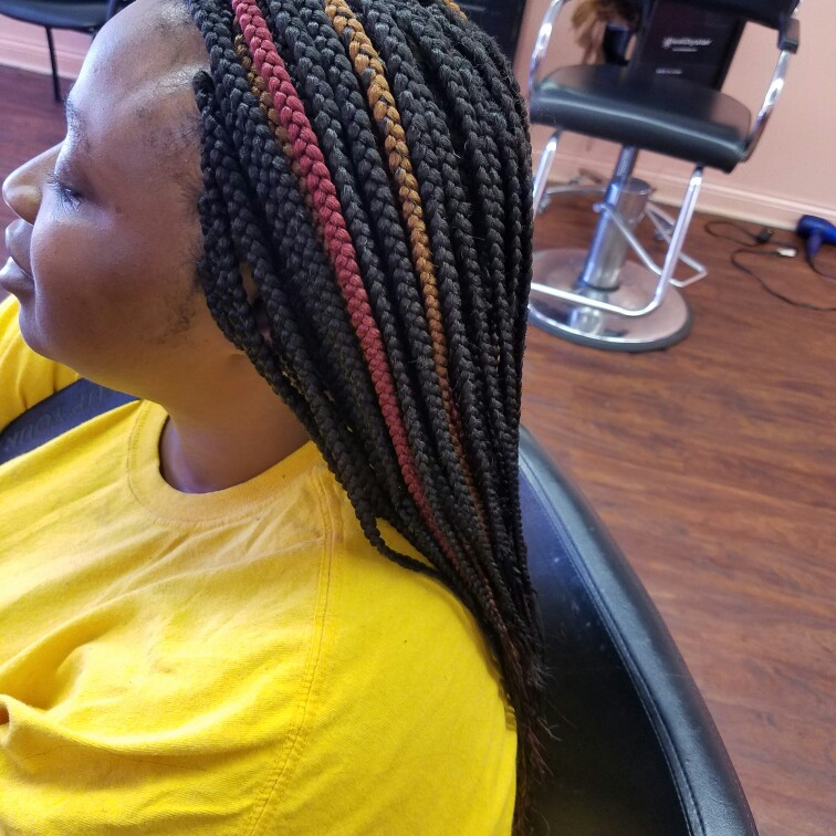 Marseillais African Hair Braiding in Chicago, IL