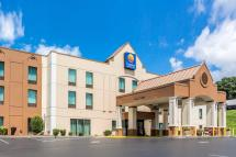 Comfort Inn and Suites Cookeville TN