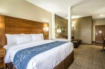 Comfort Suites Hotel And Conference Center Berlin Ohio