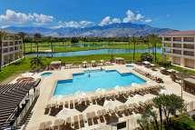 Doubletree Hilton Hotel Golf Resort Palm Springs