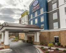 Comfort Suites Florence South Carolina Sc