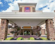 Comfort Suites Little Rock West Arkansas Ar