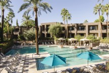 DoubleTree by Hilton Hotel Scottsdale Paradise Valley Resort