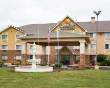 South Hill VA Comfort Inn Suites Meeting Room