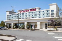 Clarion Hotel Airport Portland Maine