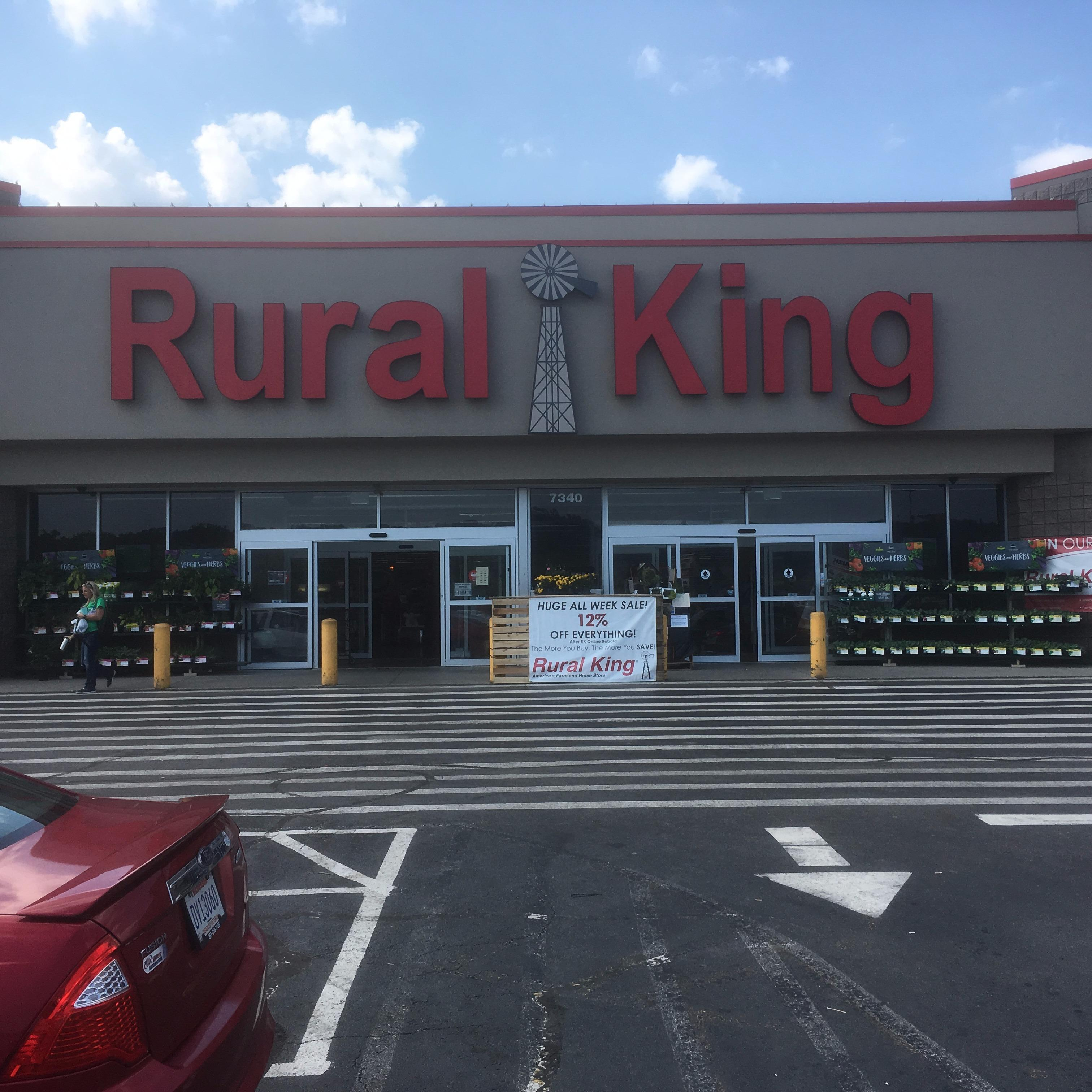 Rural King Knoxville Tennessee TN  LocalDatabasecom