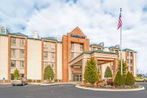 Comfort Inn Airport Roanoke Virginia Va