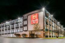 Clarion Hotel Englewood Ohio